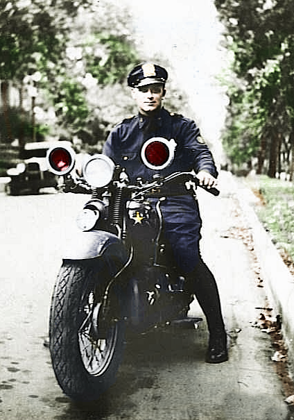 Patrolman James Francis Jenista | Cicero Police Department, Illinois