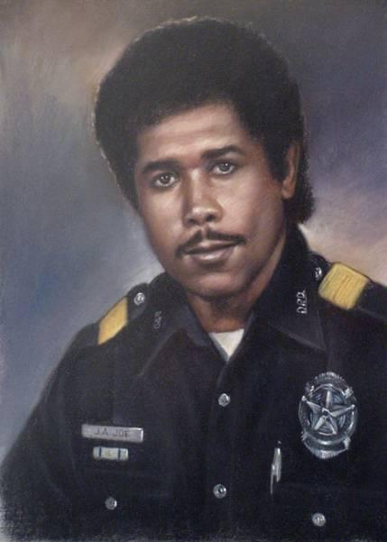 Officer James Allen Joe   Dallas Police Department, Texas