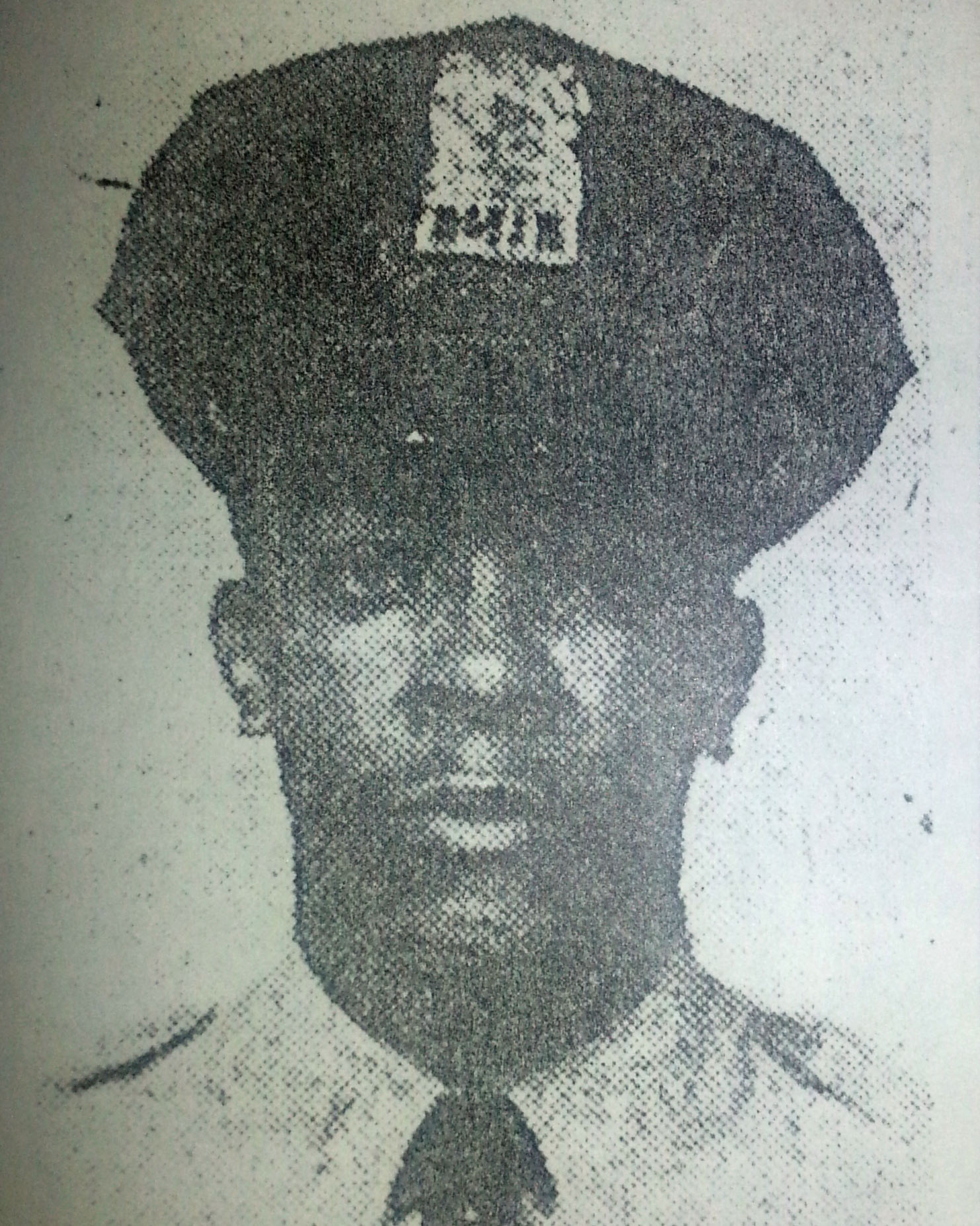 Patrolman Percival A. Johnson, Sr. | New Orleans Police Department, Louisiana