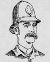 Policeman William D. Johnston | Philadelphia Police Department, Pennsylvania