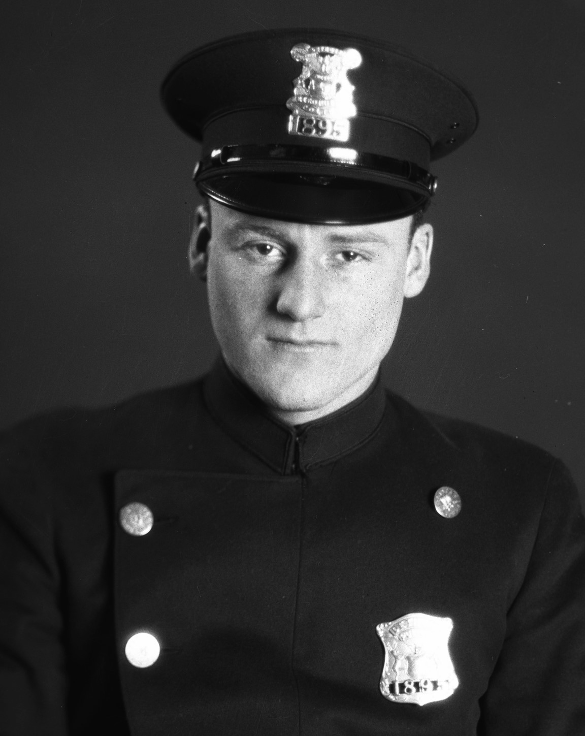 Police Officer Herman M. Jolly | Detroit Police Department, Michigan