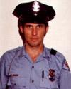 Police Officer Curtis Neal Jones   Pensacola Police Department, Florida