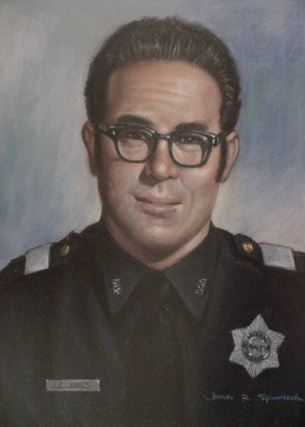 Reserve Officer Joe Cobb Jones | Dallas Police Department, Texas