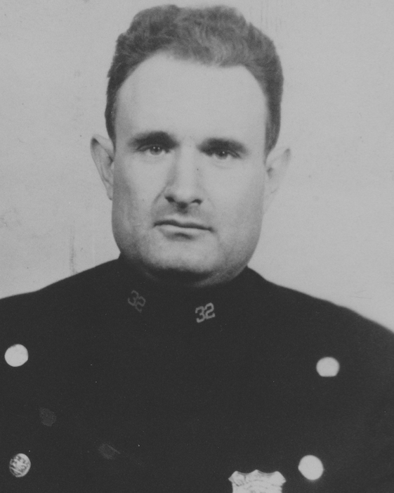 Patrolman Samuel Katz | New York City Police Department, New York