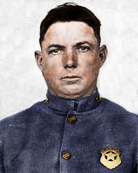 Patrolman Thomas Albert Keays   San Diego Police Department, California
