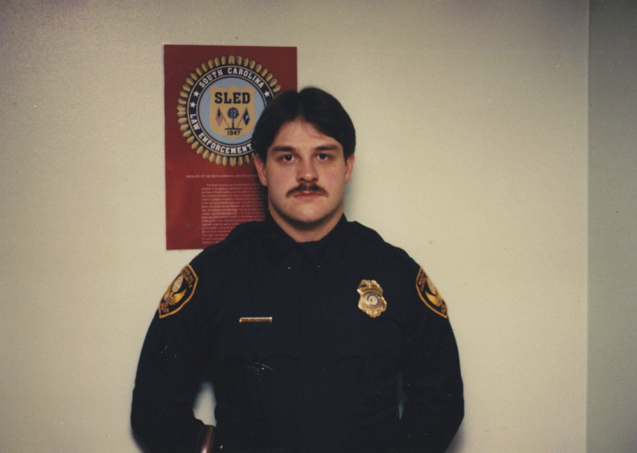 Patrol Officer Vaughn Edward Kee | Mount Pleasant Police Department, South Carolina