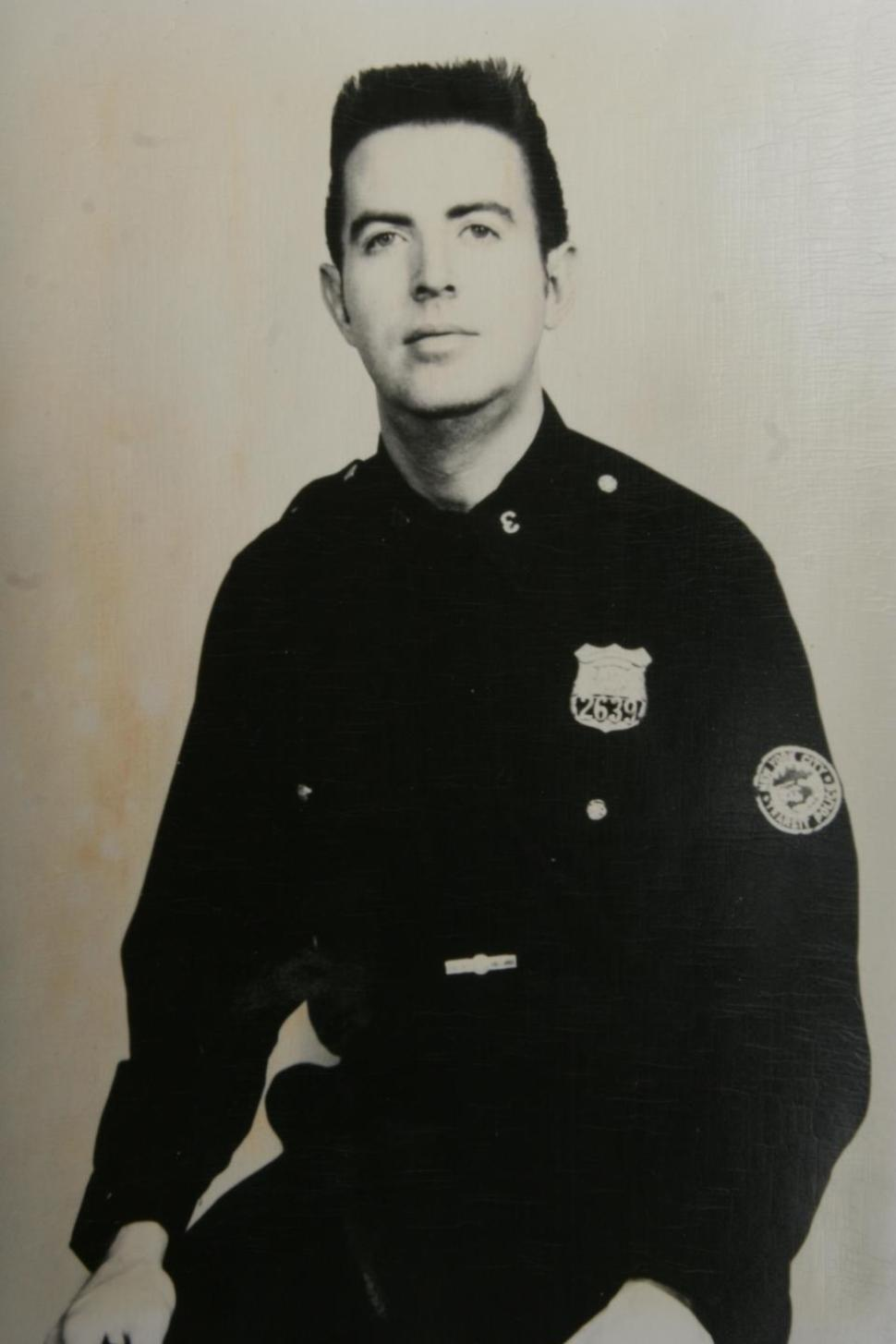 Police Officer Joseph Keegan | New York City Transit Police Department, New York