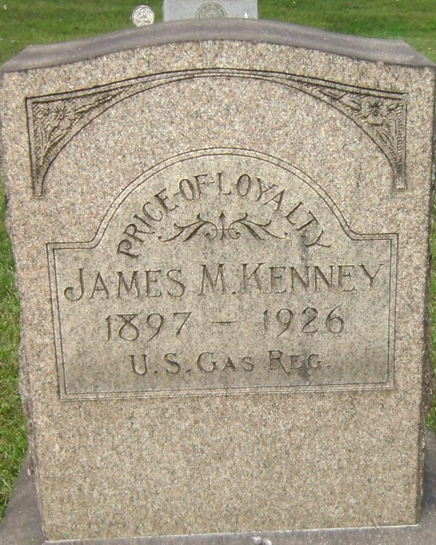 Patrolman James M. Kenney, Jr. | Wellsville Police Department, Ohio