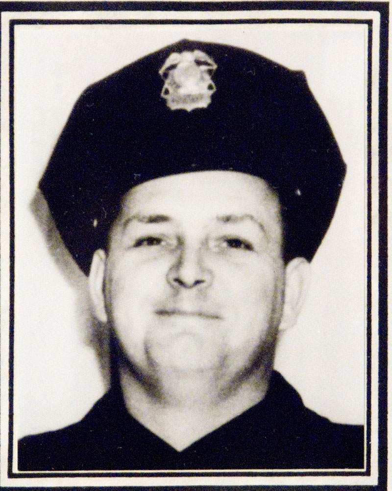 Auxiliary Police Officer Lawrence Vernon Kipfinger | Columbus Division of Police, Ohio