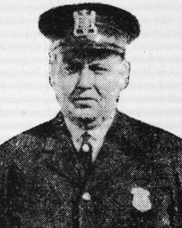 Patrolman Johannes F. Koch | Clinton Police Department, Iowa