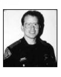 Police Officer Fabian Dale Dominguez, San Antonio Police