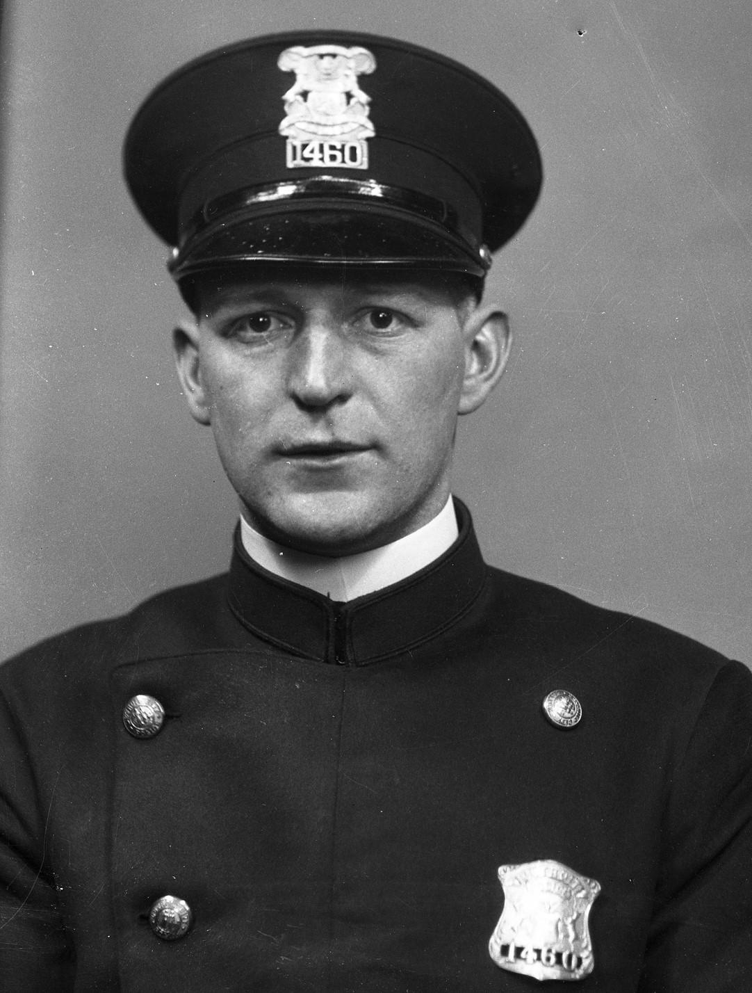 Police Officer Isaac Kruka   Detroit Police Department, Michigan