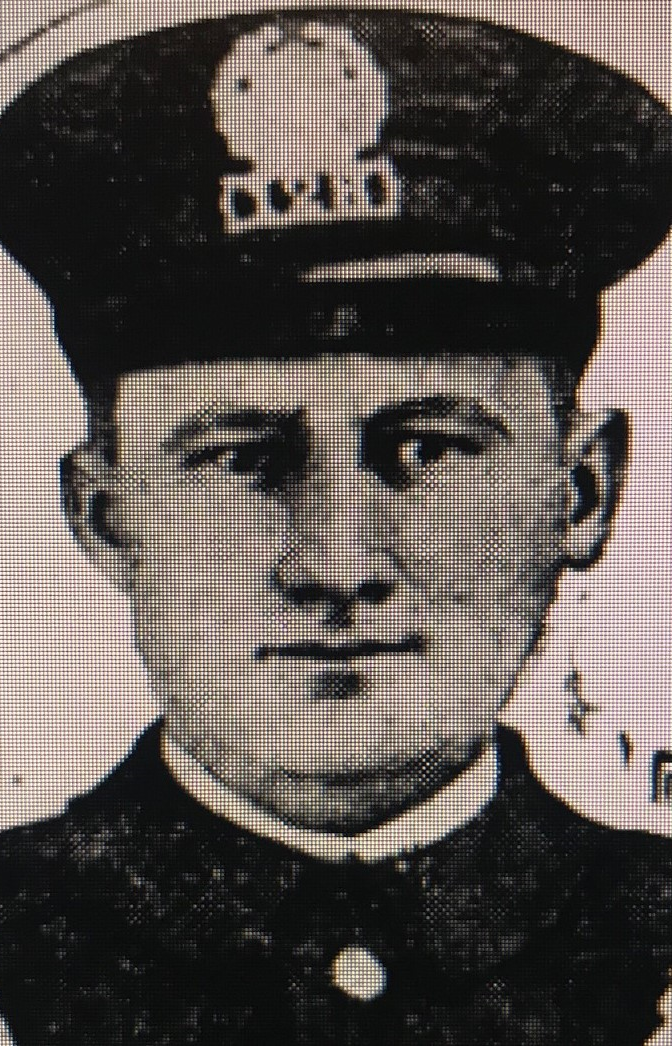 Patrolman Robert Kucken | East Chicago Police Department, Indiana