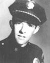 Officer Richard E. Kunkle   Burbank Police Department, California