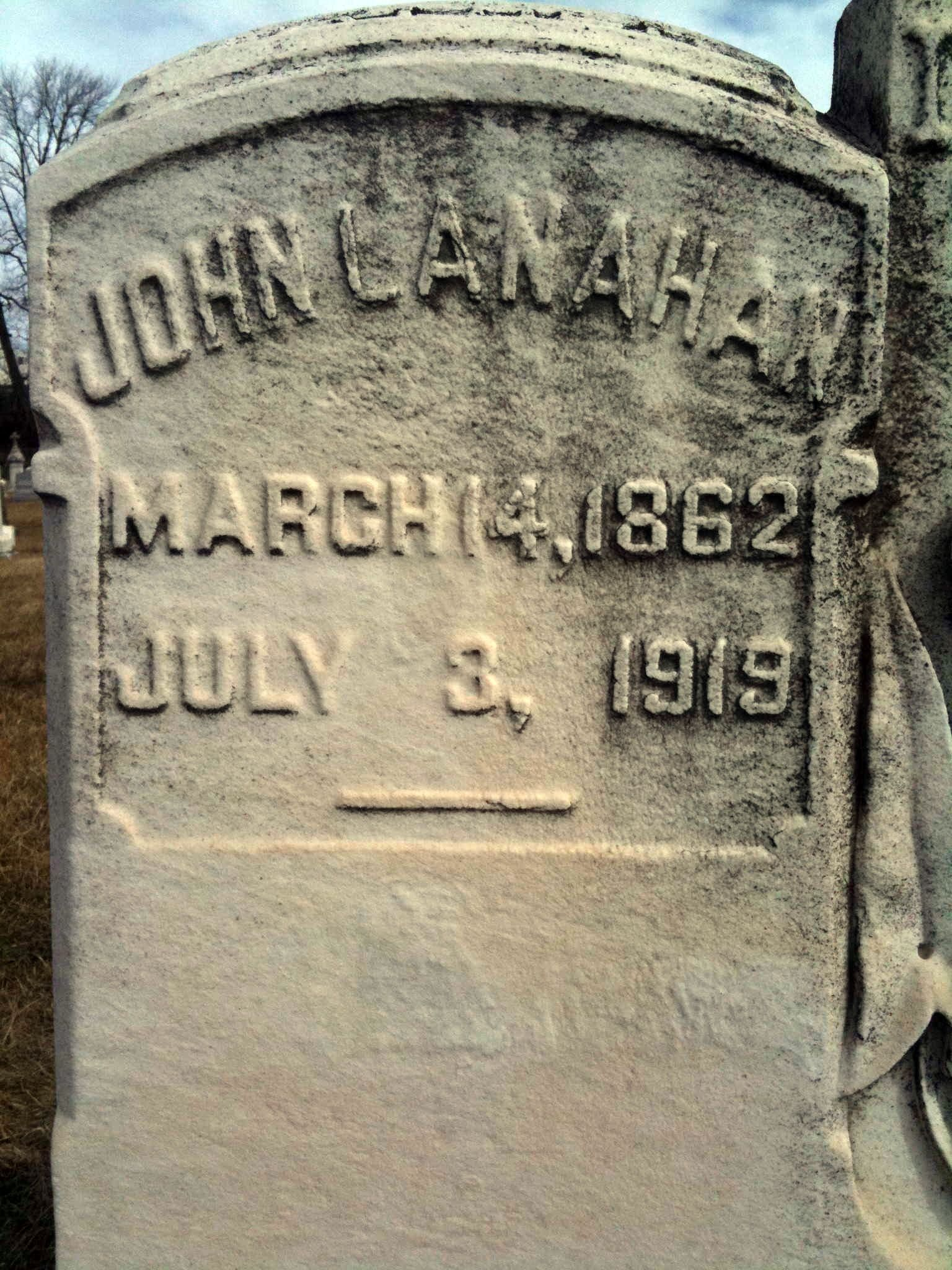 Police Officer John J. Lanahan | Baltimore City Police Department, Maryland