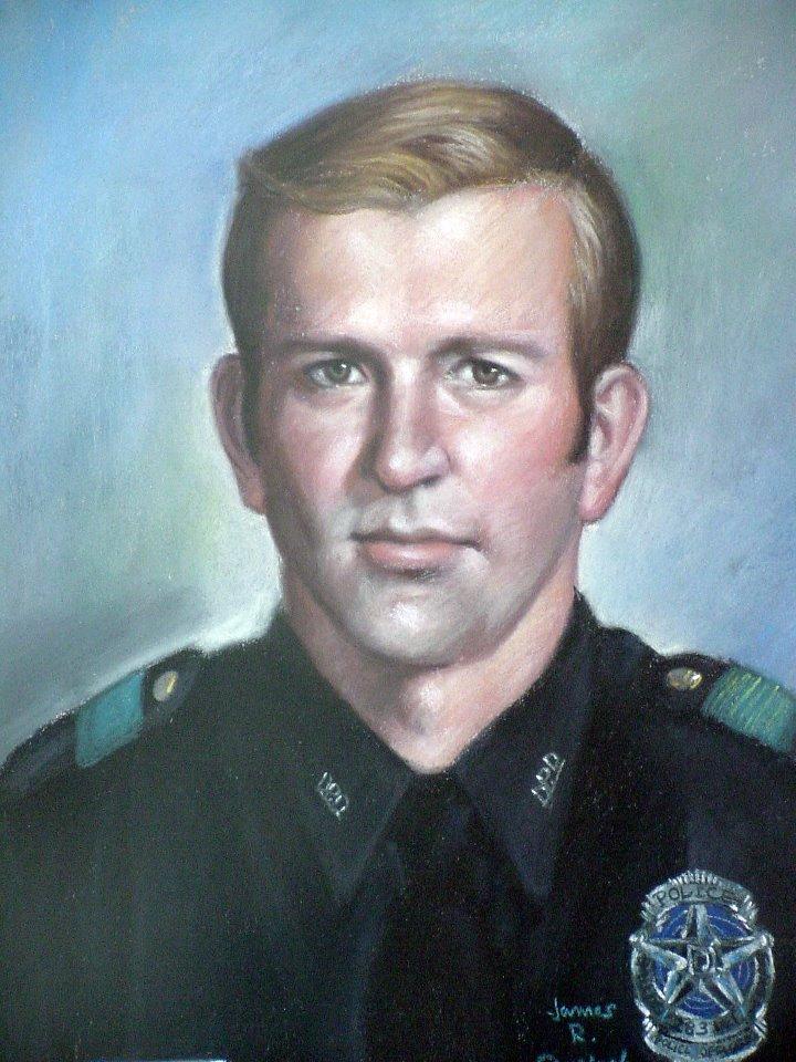 Officer Leslie G. Lane, Jr.   Dallas Police Department, Texas