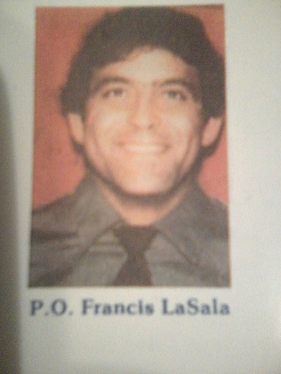 Police Officer Francis J. LaSala | New York City Police Department, New York