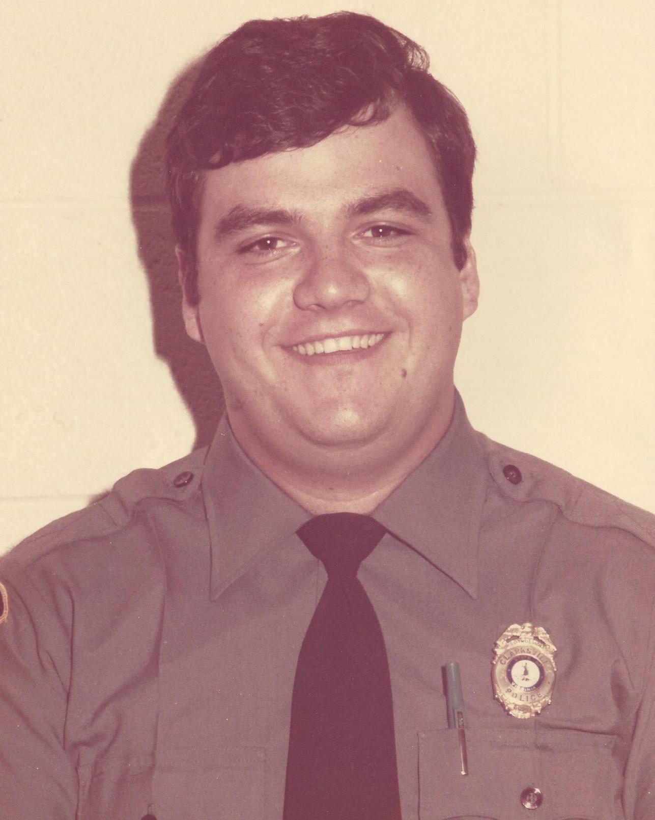 Police Officer Harvey Glenn Lawson, Jr. | Clarksville Police Department, Virginia