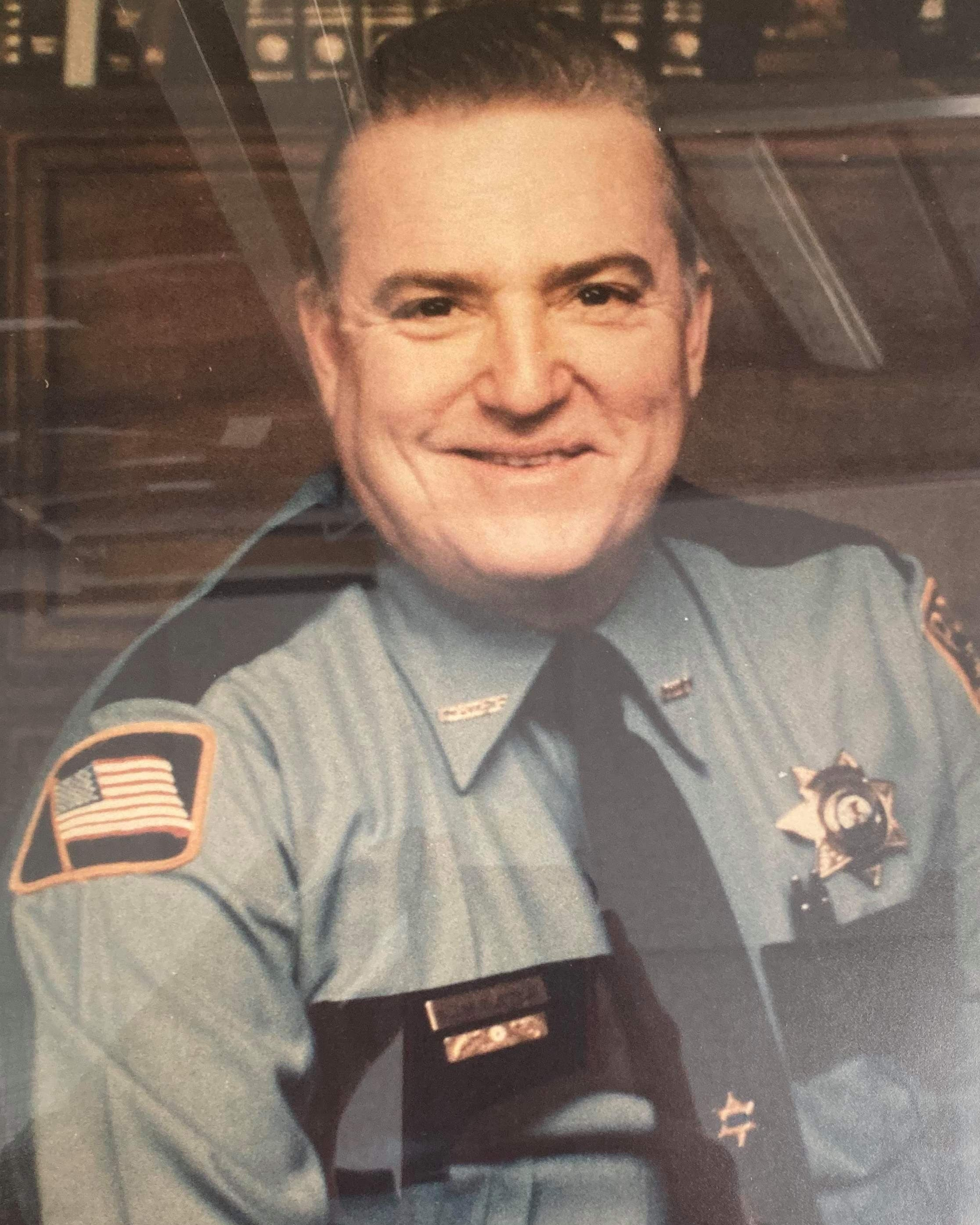 Chief of Police William Earl Leftwich   Colona Police Department, Illinois