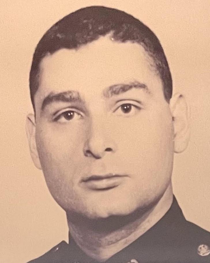 Patrolman Harold Levine | New York City Police Department, New York