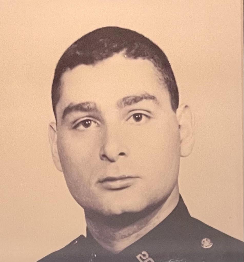 Patrolman Harold Levine   New York City Police Department, New York