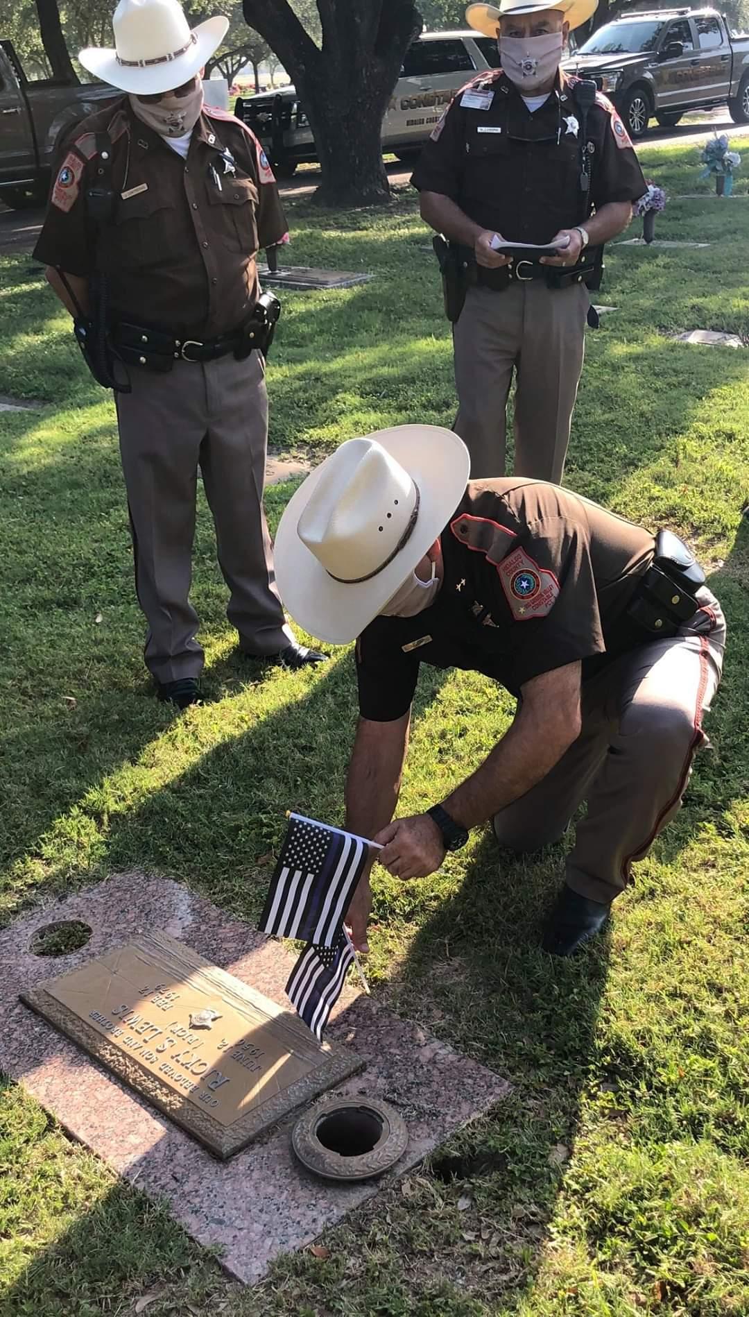 Deputy Constable Ricky Steven Lewis | Hidalgo County Constable's Office - Precinct 3, Texas