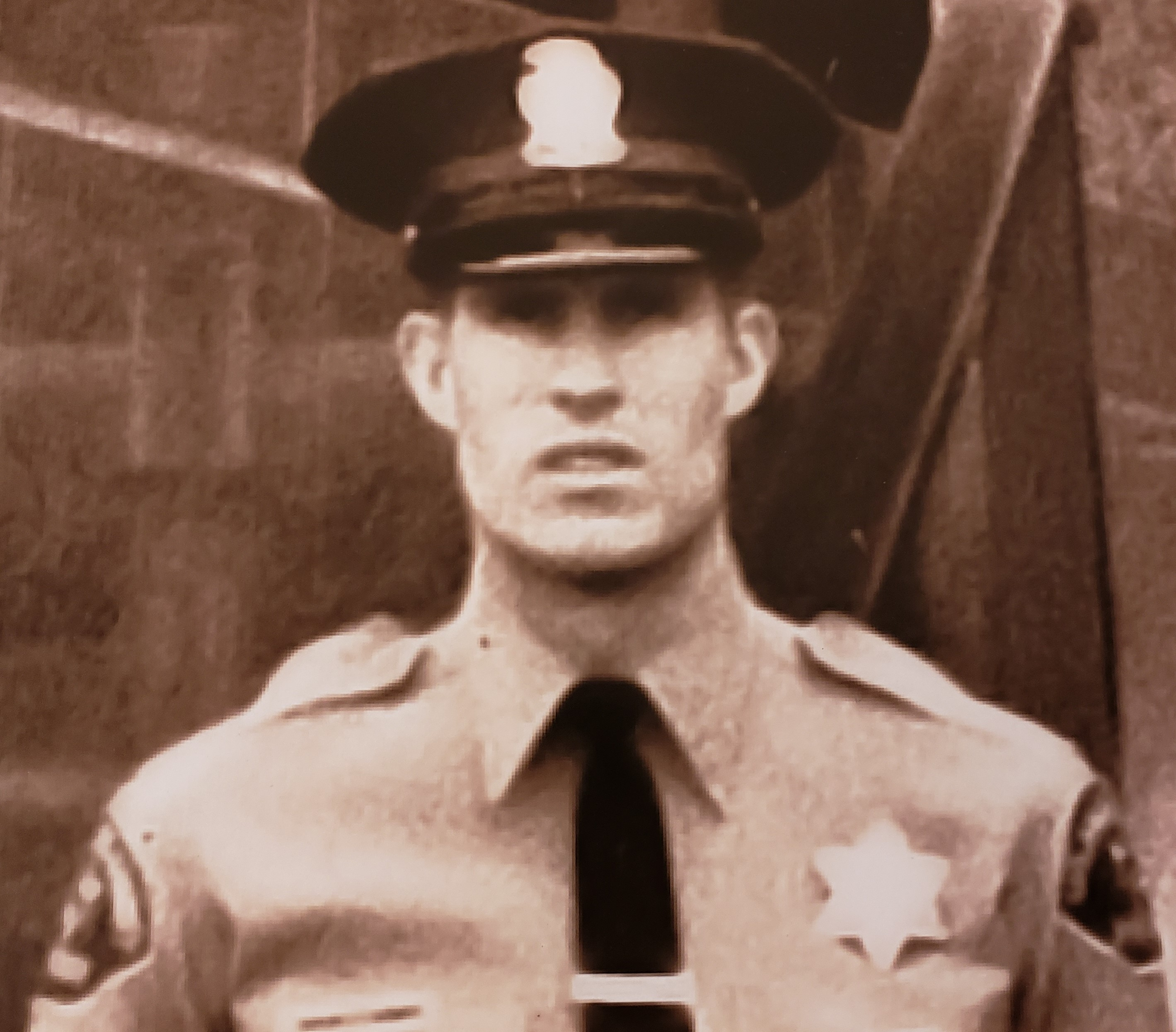 Deputy Sheriff Charles O. Ley | Los Angeles County Sheriff's Department, California