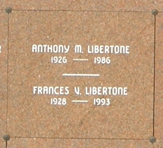 Parole Officer Anthony M. Libertone | New York State Division of Parole, New York
