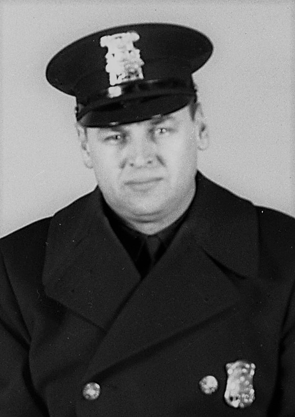 Police Officer Stuart H. Loding | Detroit Police Department, Michigan