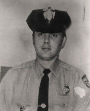 Patrolman James Lonchiadis | Shrewsbury Police Department, Massachusetts
