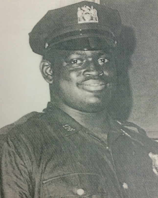 Patrolman Horace D. Lord | New York City Police Department, New York