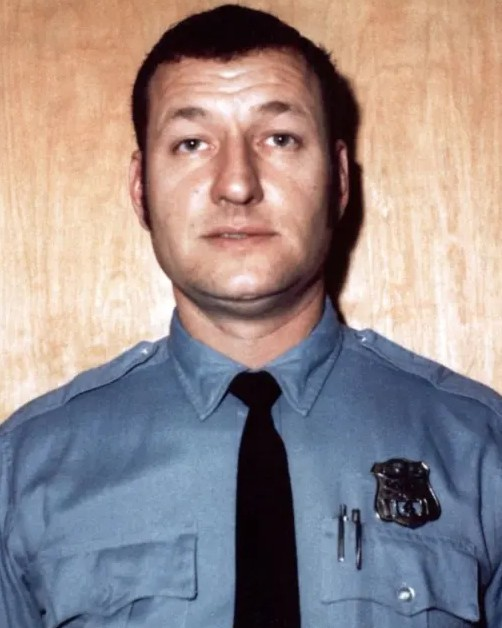 Patrolman Anthony Lordi, Jr. | Hillside Police Department, New Jersey