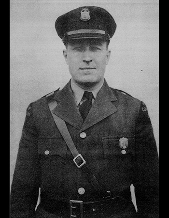 Conservation Officer Maurice C. Luck | Michigan Department of Natural Resources, Michigan