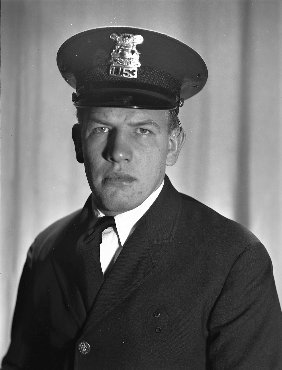 Police Officer Henry Joseph Mach | Detroit Police Department, Michigan