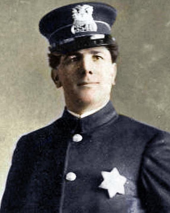 Patrolman Patrick Madden | Chicago Police Department, Illinois