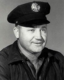 Chief of Police Alvis F.