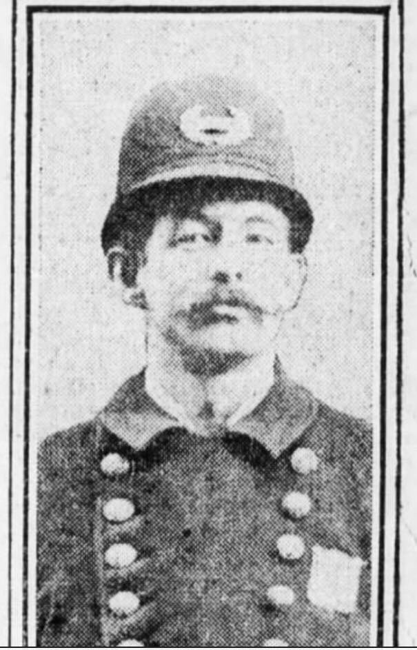 Patrolman James J. Mangan | New York City Police Department, New York