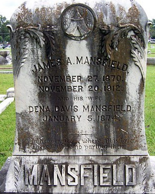 Officer James A. Mansfield | Tuscaloosa Police Department, Alabama