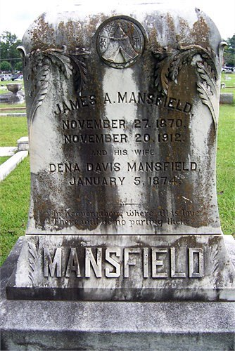 Officer James A. Mansfield   Tuscaloosa Police Department, Alabama