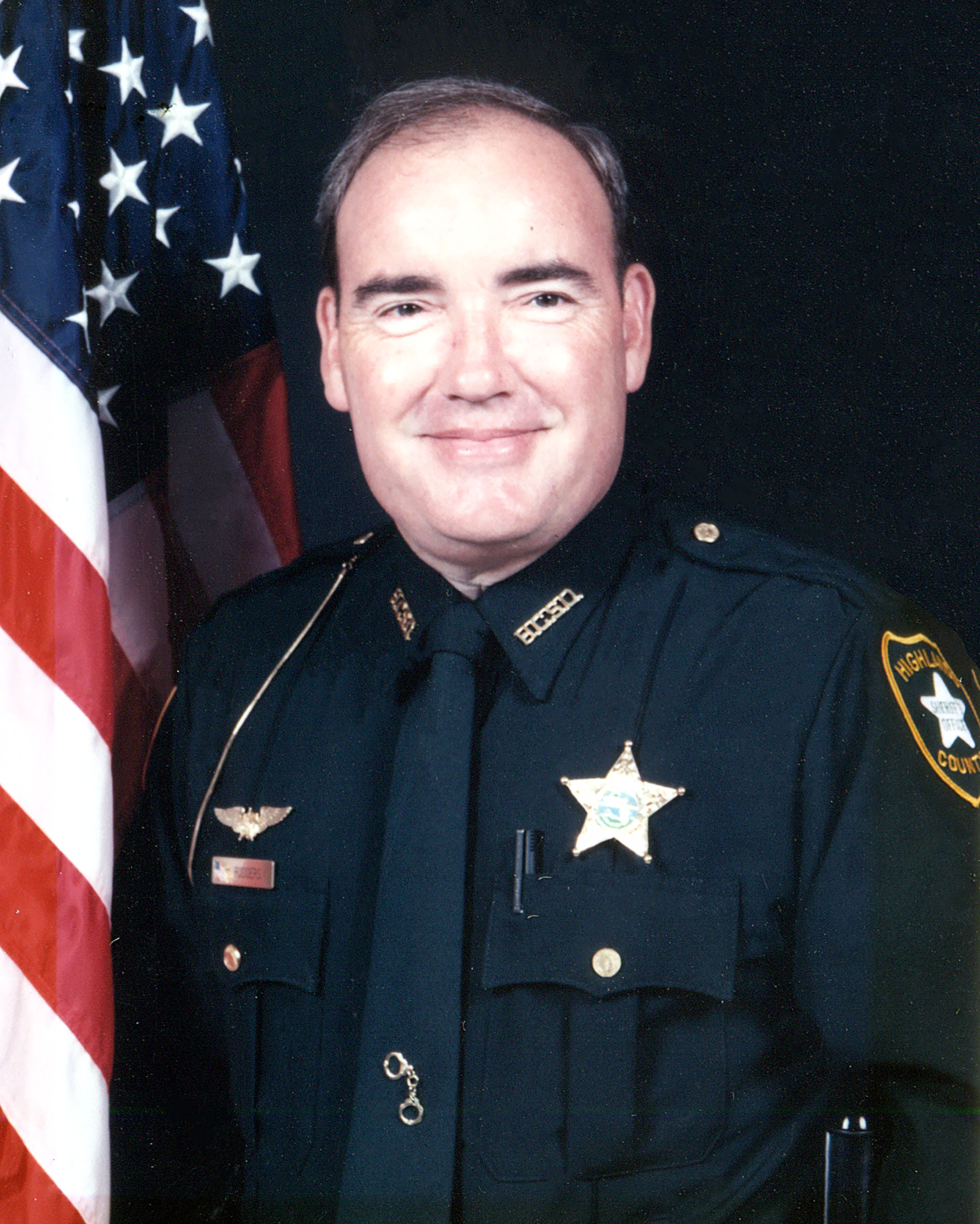 Inspector James E. Rodgers | Highlands County Sheriff's Office, Florida