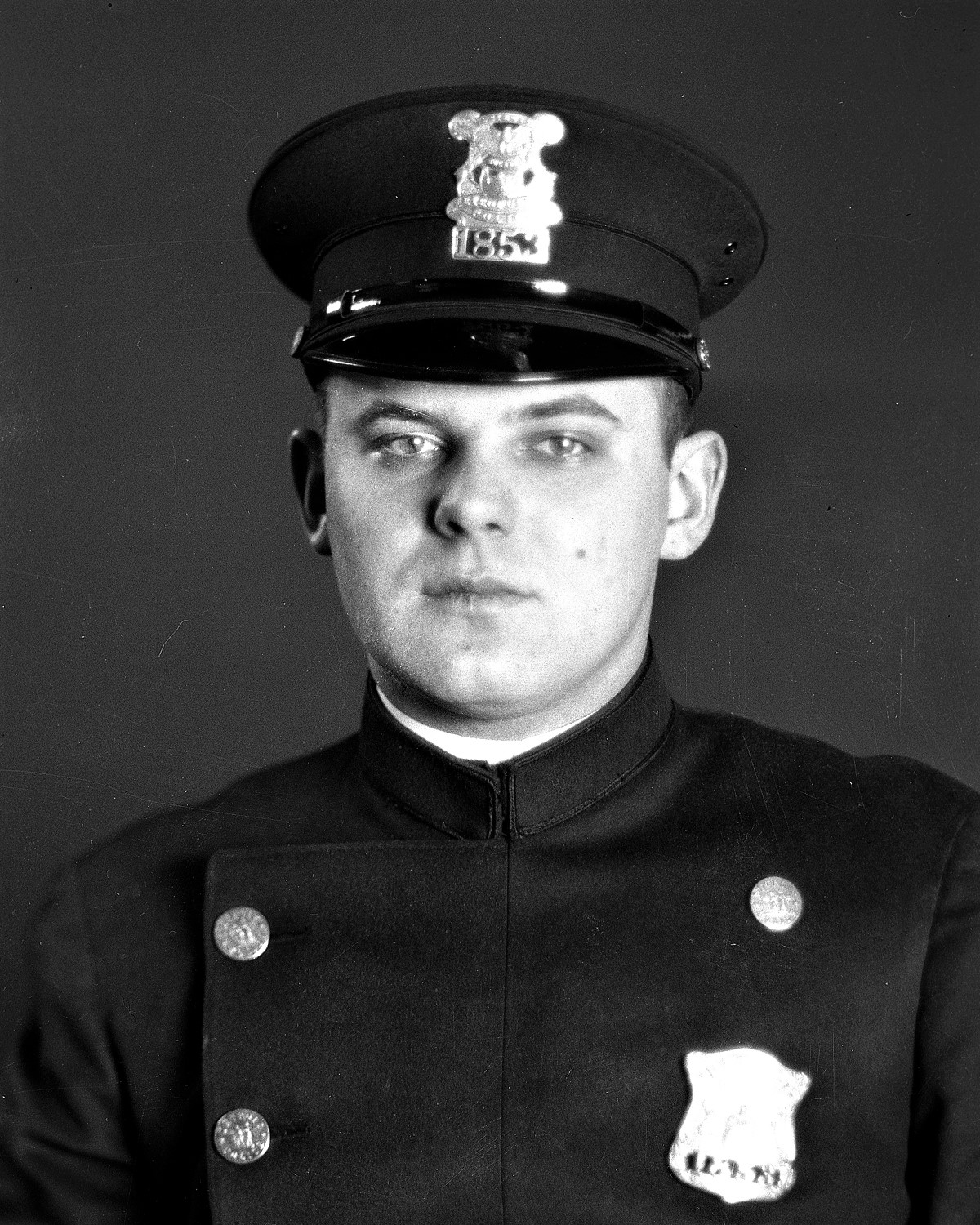Police Officer Frank Marcinkowski | Detroit Police Department, Michigan