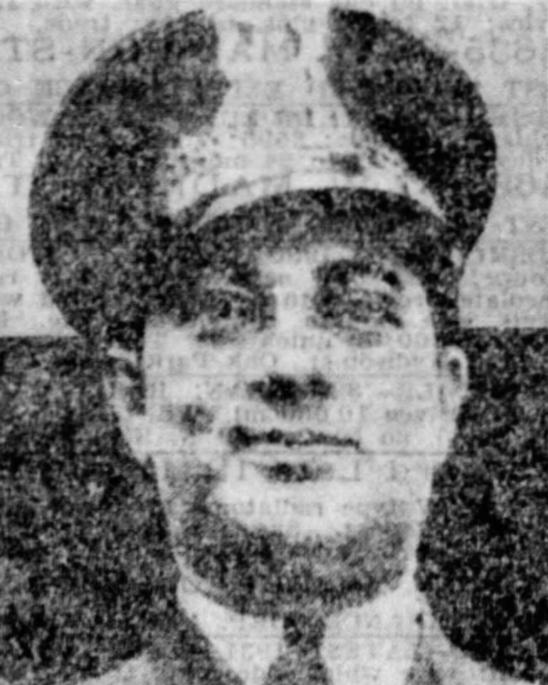 Patrolman Maurice Marcusson | Chicago Police Department, Illinois