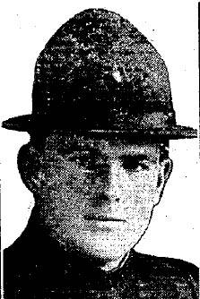 Patrolman Vinton Jerry Margretz | Waterloo Police Department, Iowa