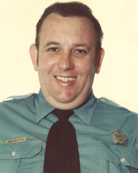 Patrolman Robert E. Marousek, Sr. | Chicago Police Department, Illinois