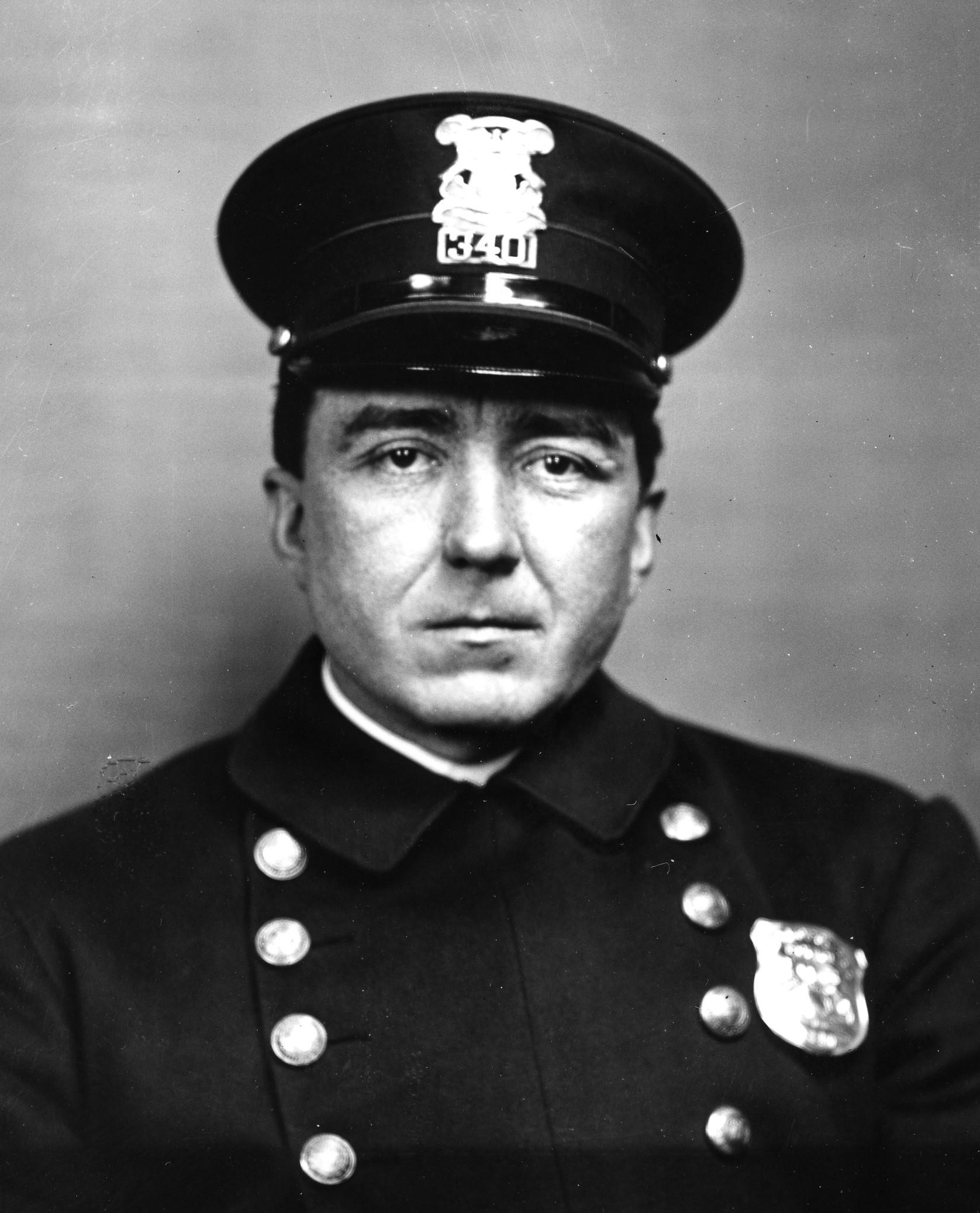 Police Officer Simeon D. Martin | Detroit Police Department, Michigan