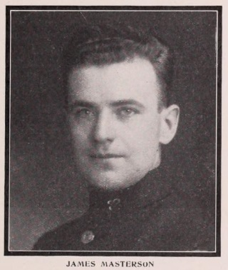 Patrolman James M. Masterson | New York City Police Department, New York
