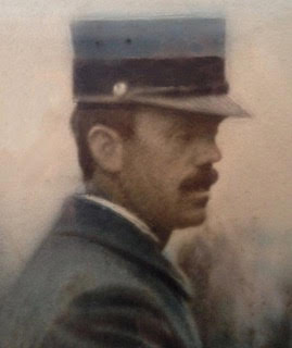 Patrolman William Mateer | Metropolitan Police Department, Massachusetts