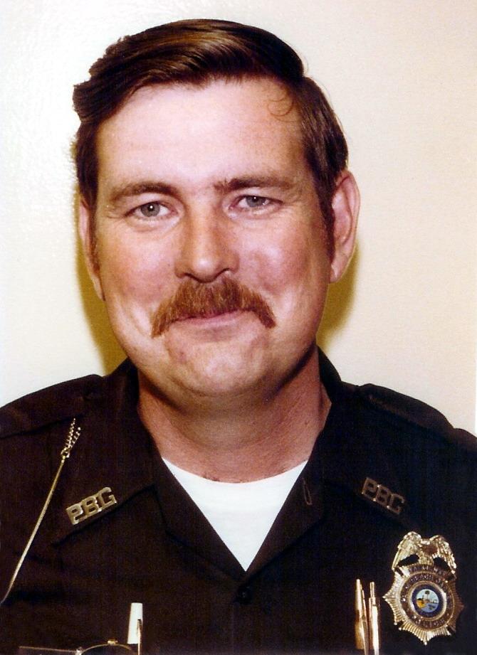 Patrolman William Steven Mathews | Palm Beach Gardens Police Department, Florida