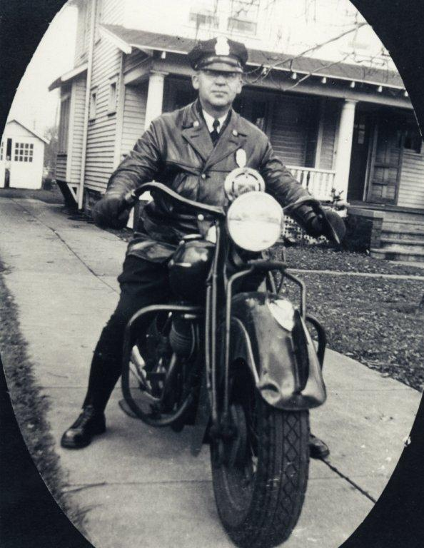Patrolman Walter Rynold May | Erie Police Department, Pennsylvania