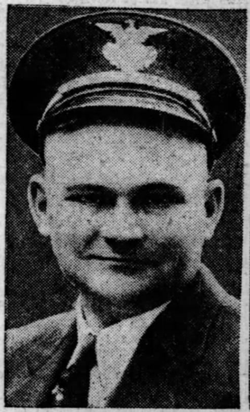Night Policeman Percy Quinton McAdams | Madison Police Department, Georgia